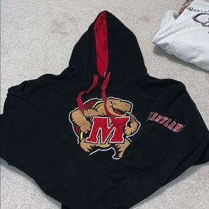 Maryland terrapins hoodie